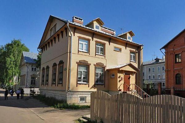 Отдельно стоящее здание на ул. Ивановская, 20А
