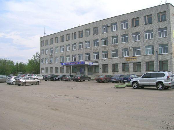 Складской комплекс Брянскснабсервис ОПР