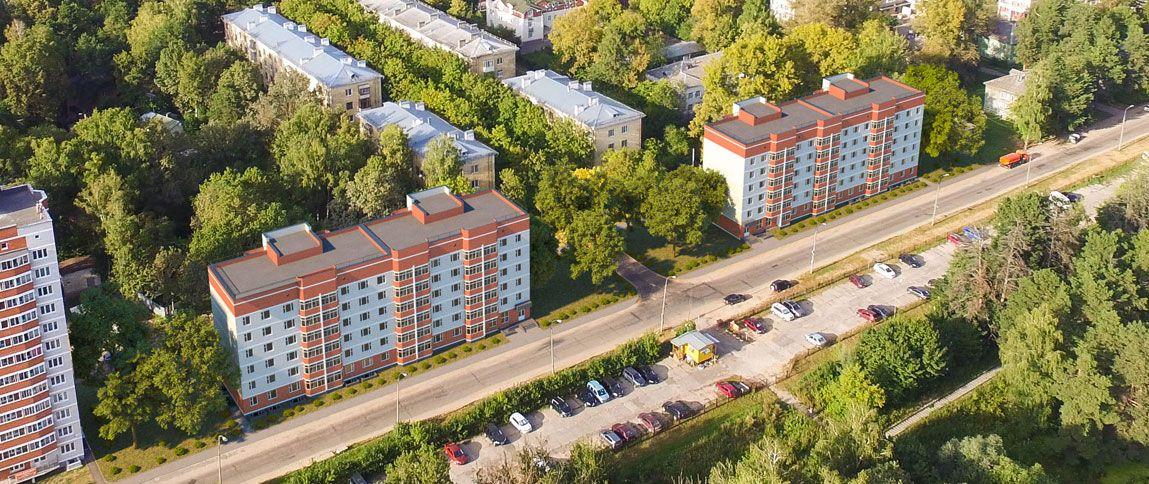 продажа квартир по ул. Комсомольская