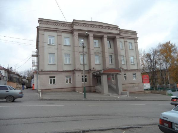 Офисное здание на ул. Володарского, 32