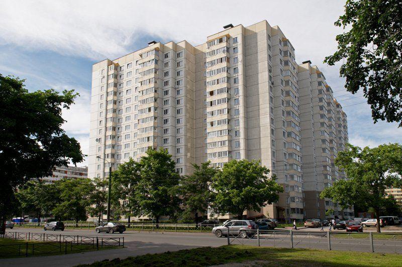 жилой комплекс Серебристый бульвар 9В