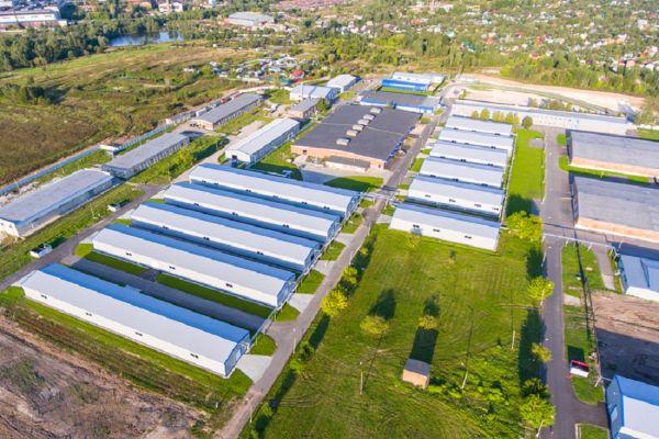 Производственно-складской комплекс Сергеево