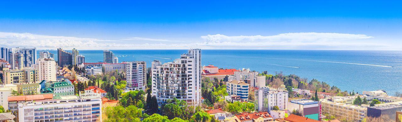 жилой комплекс Барселона Парк