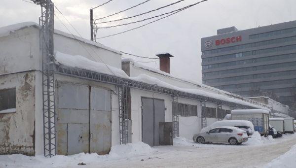 Производственно-складской комплекс на Вашутинском шоссе, 5