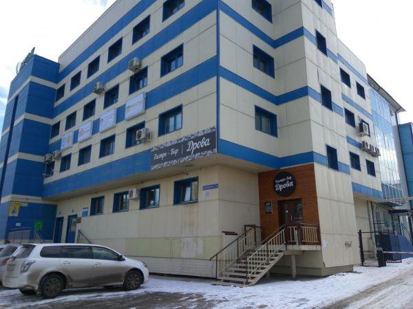 Офисное здание на ул. Петровского, 19