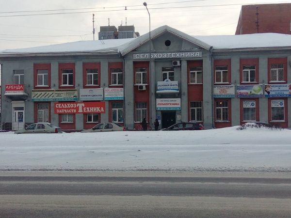 Торгово-офисный комплекс на Кузнецком проспекте, 22