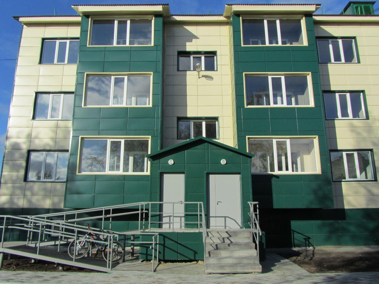купить квартиру в ЖК по улице Декабристов