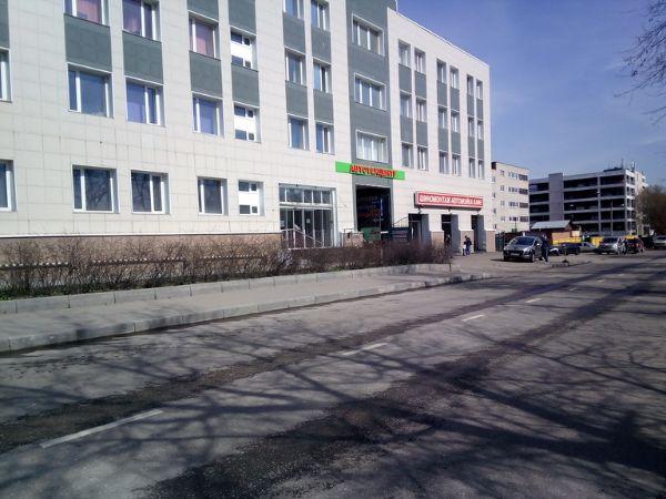 Отдельно стоящее здание в Сормовском проезде, 5к1