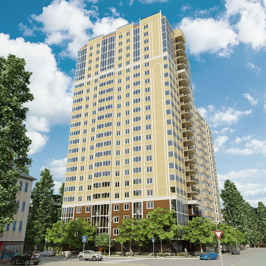 купить квартиру в ЖК Александрийский