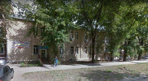 Бизнес-центр на ул. Воронежская, 7