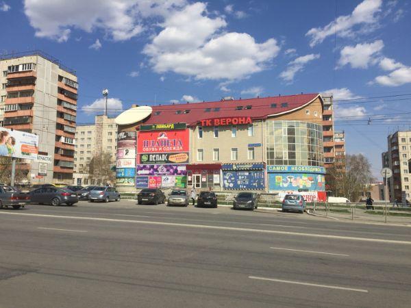 Торгово-офисный комплекс Верона