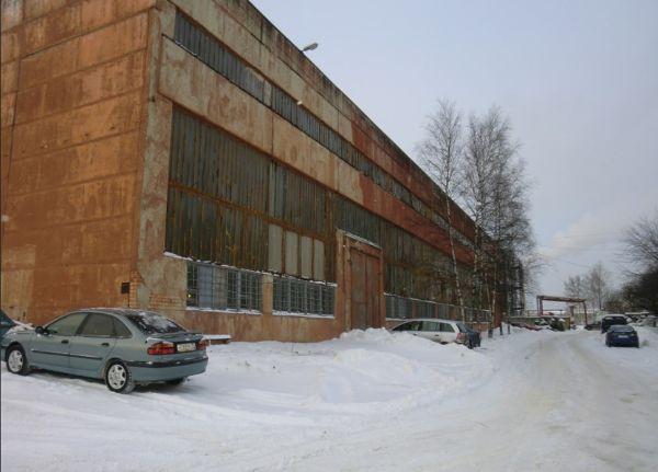 Производственно-складской комплекс на Промышленном проезде, 11Б