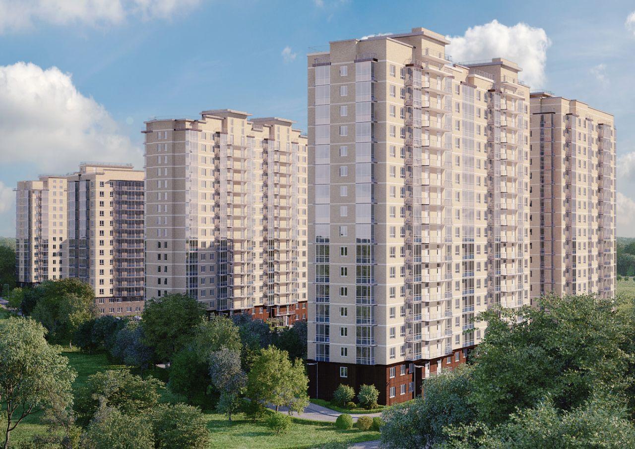 купить квартиру в ЖК Внуково 2017