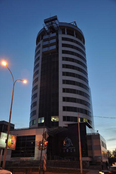 Бизнес-центр Рифей