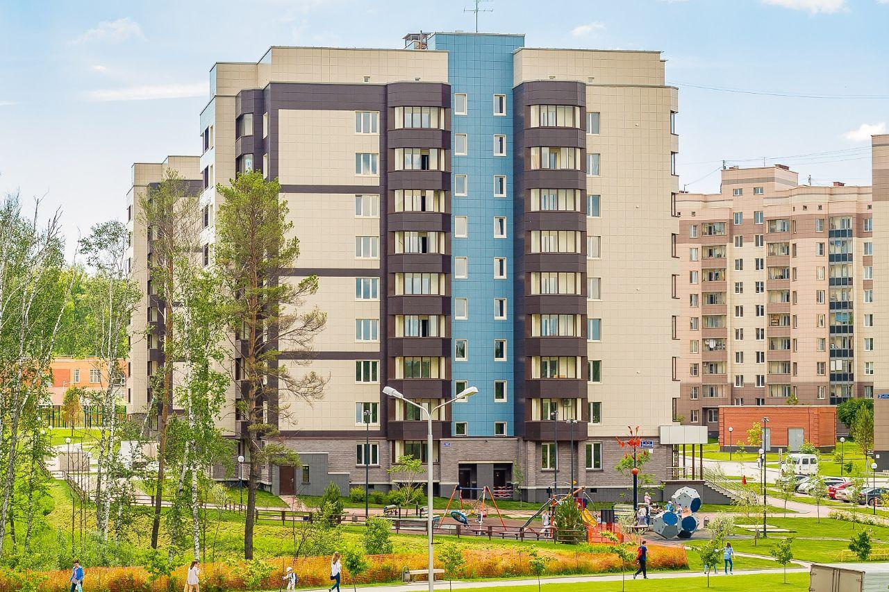 купить квартиру в ЖК Молодежная 1