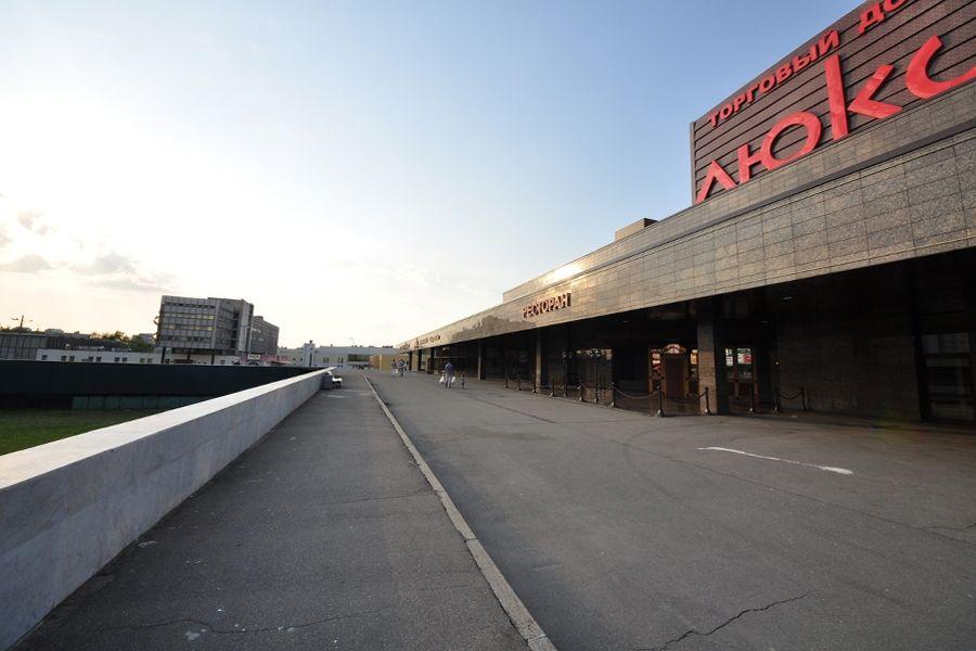Торговом центре Люкс