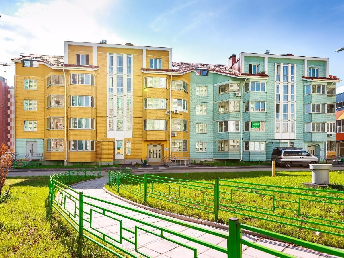 продажа квартир Некрасовка