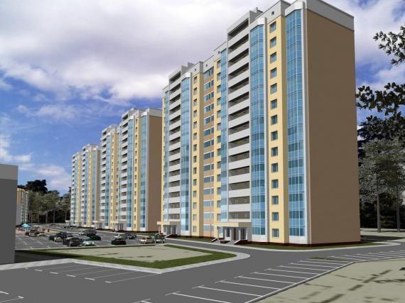 жилой комплекс Березки