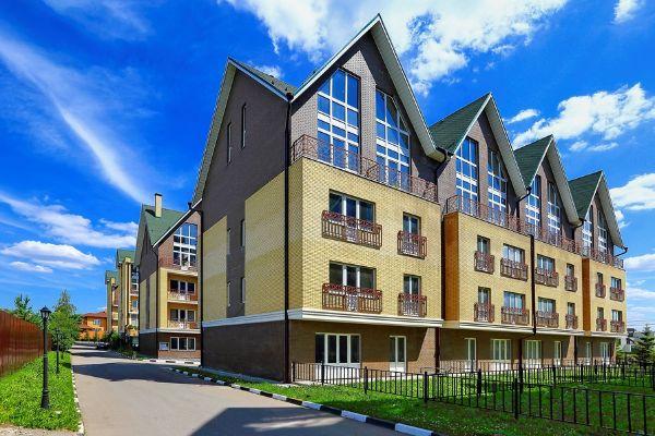 12-я Фотография ЖК «Успенский квартал (Горки-8)»