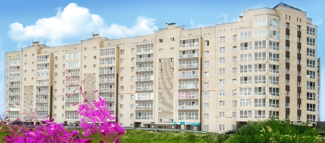 продажа квартир Теплый Дом