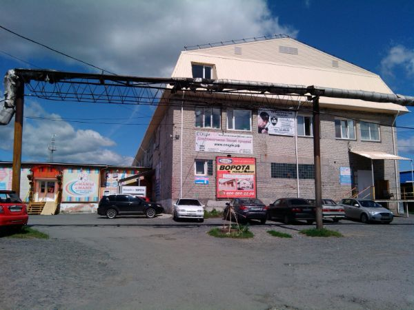 Торгово-офисный комплекс на ул. Некрасова, 15Ас8