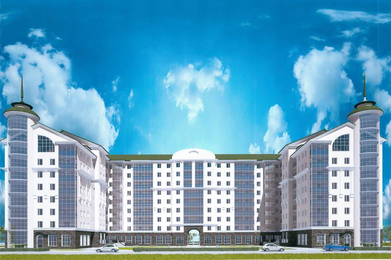 жилой комплекс Орион
