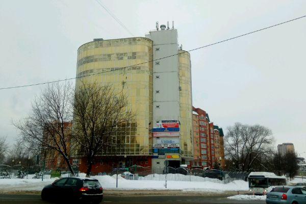 Бизнес-центр на проспекте Пацаева, 7к1
