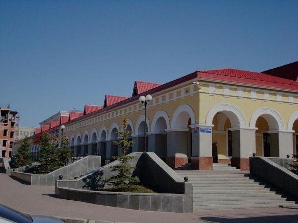 Торгово-деловой комплекс Гостиный двор