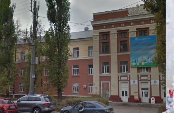 Офисное здание на ул. Солнечная, 33