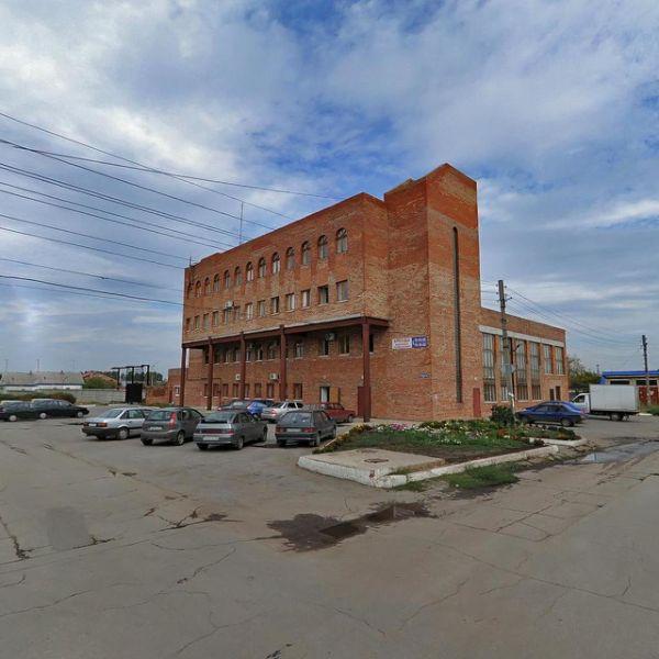 Офисно-складской комплекс на ул. Герцена, 62