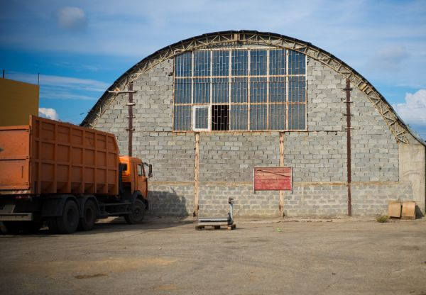 Производственно-складской комплекс Производственная база «СУМР 10»