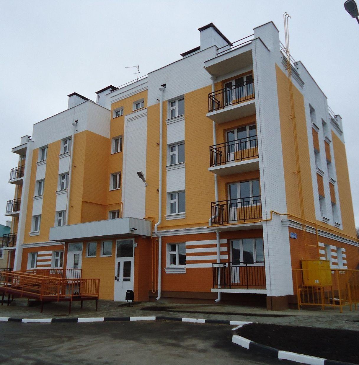 жилой комплекс по ул. 1-я Пушкарная, 71В