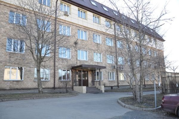 Бизнес-центр на ул. Ригачина, 64А