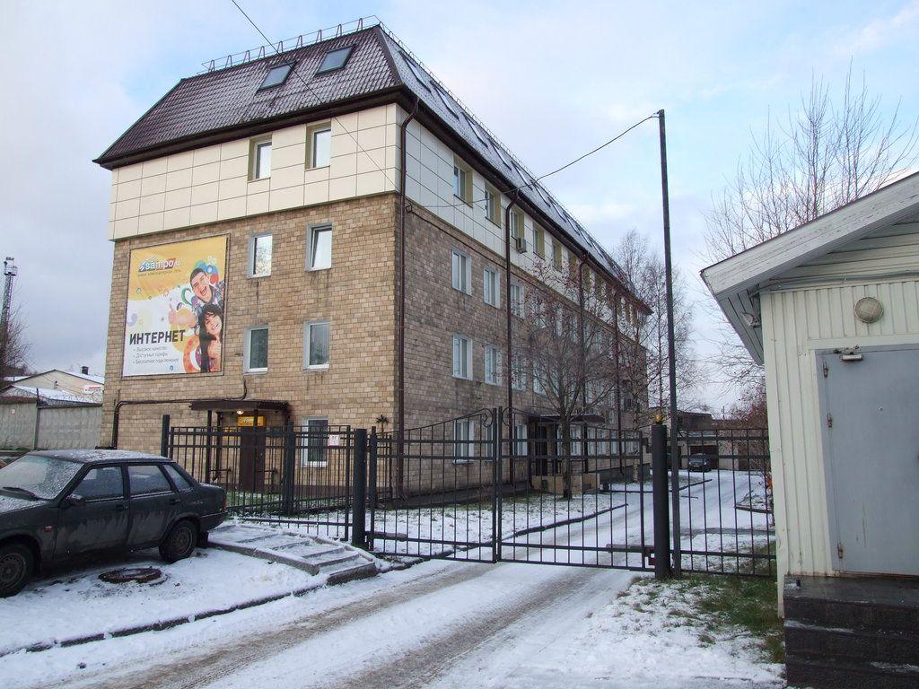 аренда помещений в БЦ на ул. Ригачина, 64А