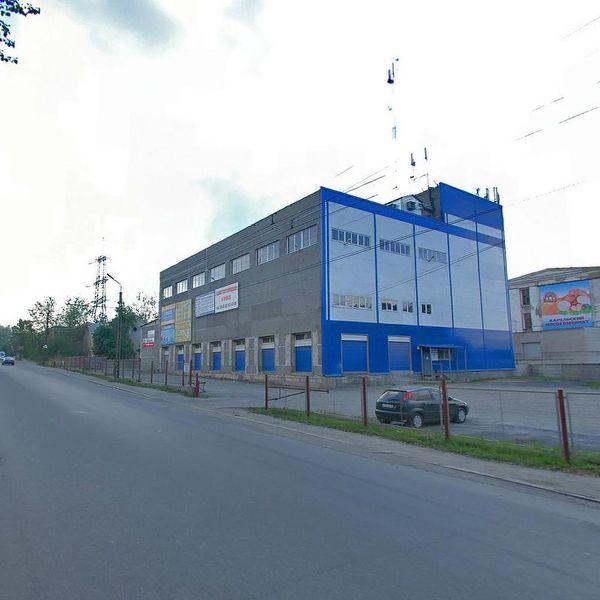 Офисно-складской комплекс на ул. Заводская, 10А