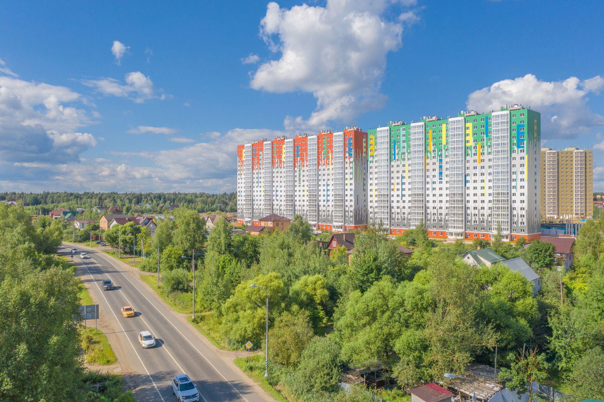 жилой комплекс Первый Зеленоградский