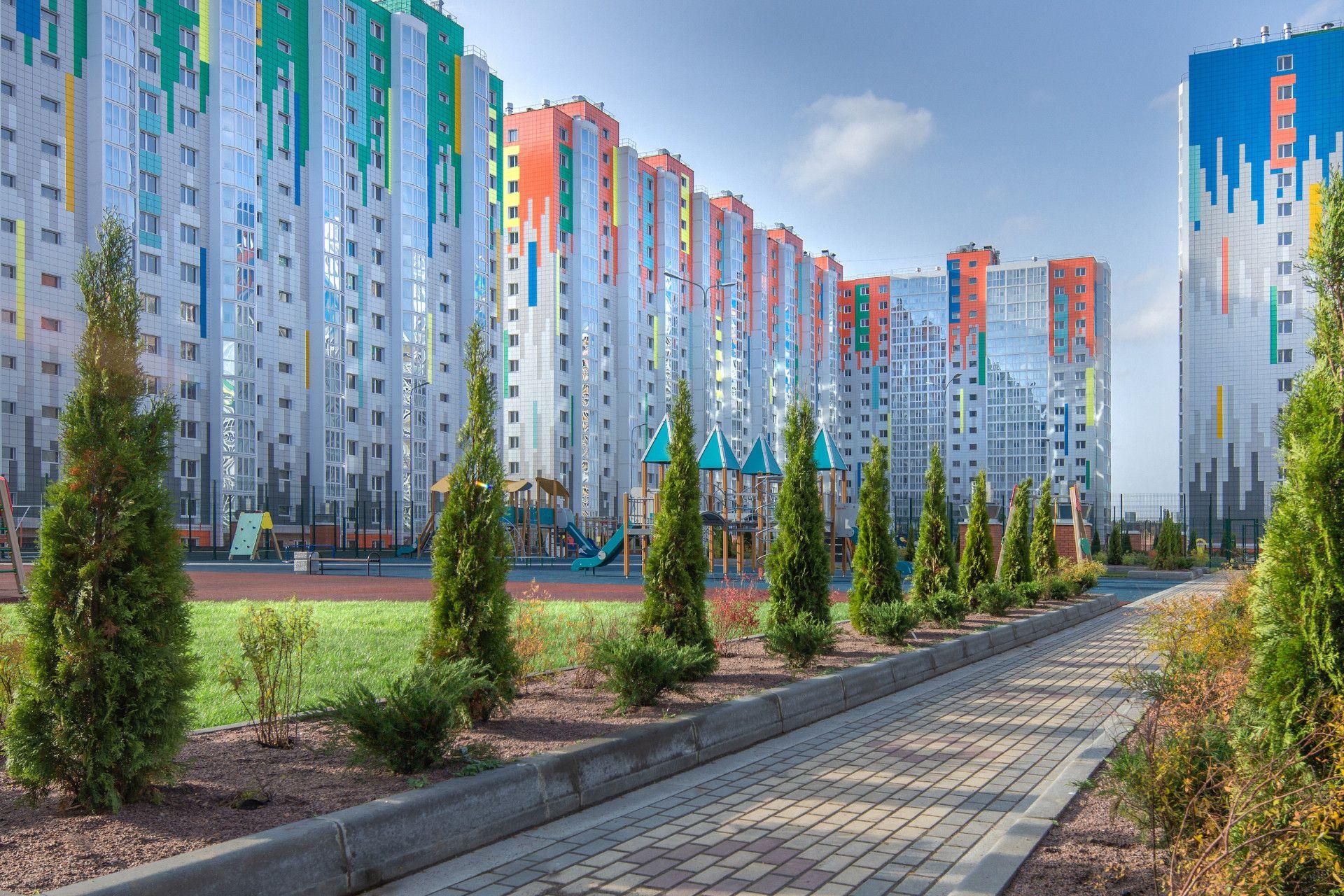 купить квартиру в ЖК Первый Зеленоградский
