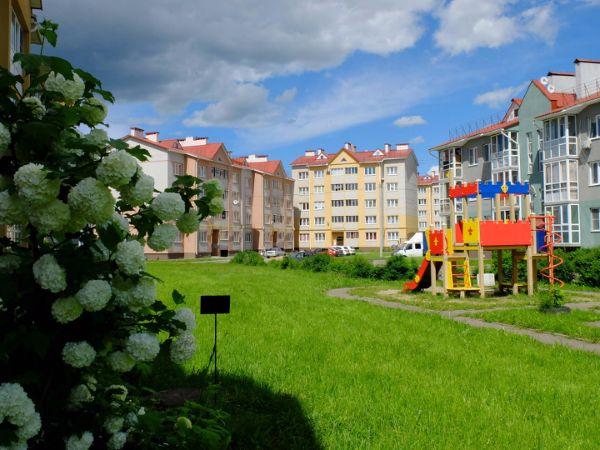 1-я Фотография ЖК «Мкр. Новая Ильинка 3»