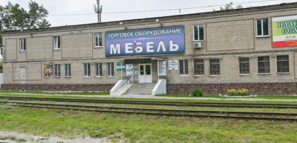 Торгово-офисный комплекс на ул. Локомотивная, 2