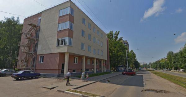 Бизнес-центр на ул. Чкалова, 39А