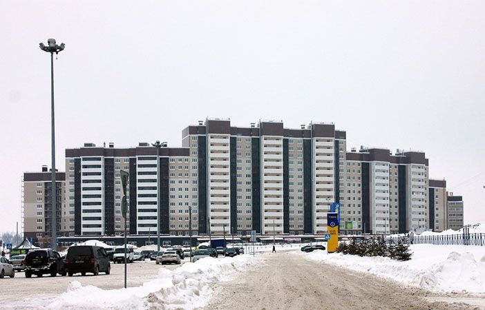 жилой комплекс пр. Тракторостроителей (поз.11)
