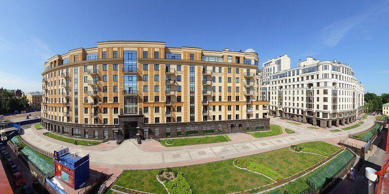 продажа квартир Парадный квартал