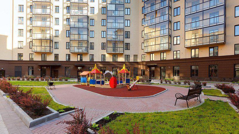 купить квартиру в ЖК Парадный квартал