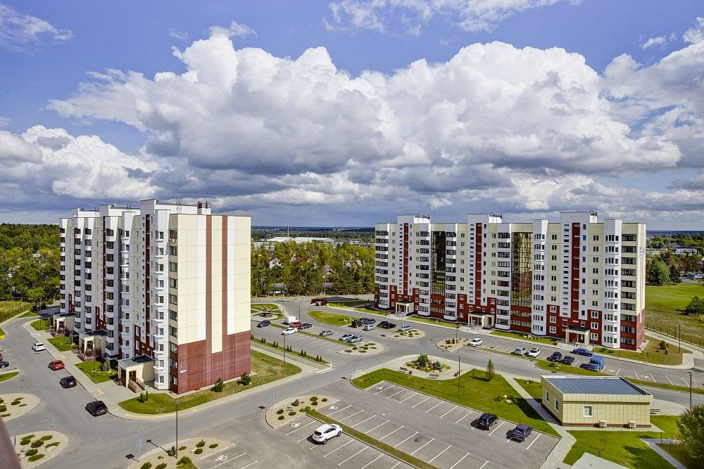 жилой комплекс Белорусский квартал (Балабаново)
