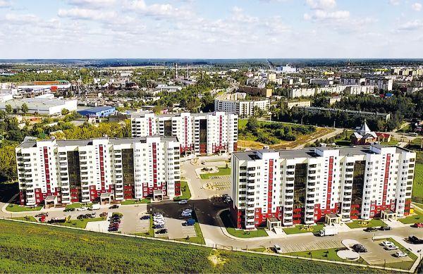 5-я Фотография ЖК «Белорусский квартал (Балабаново)»