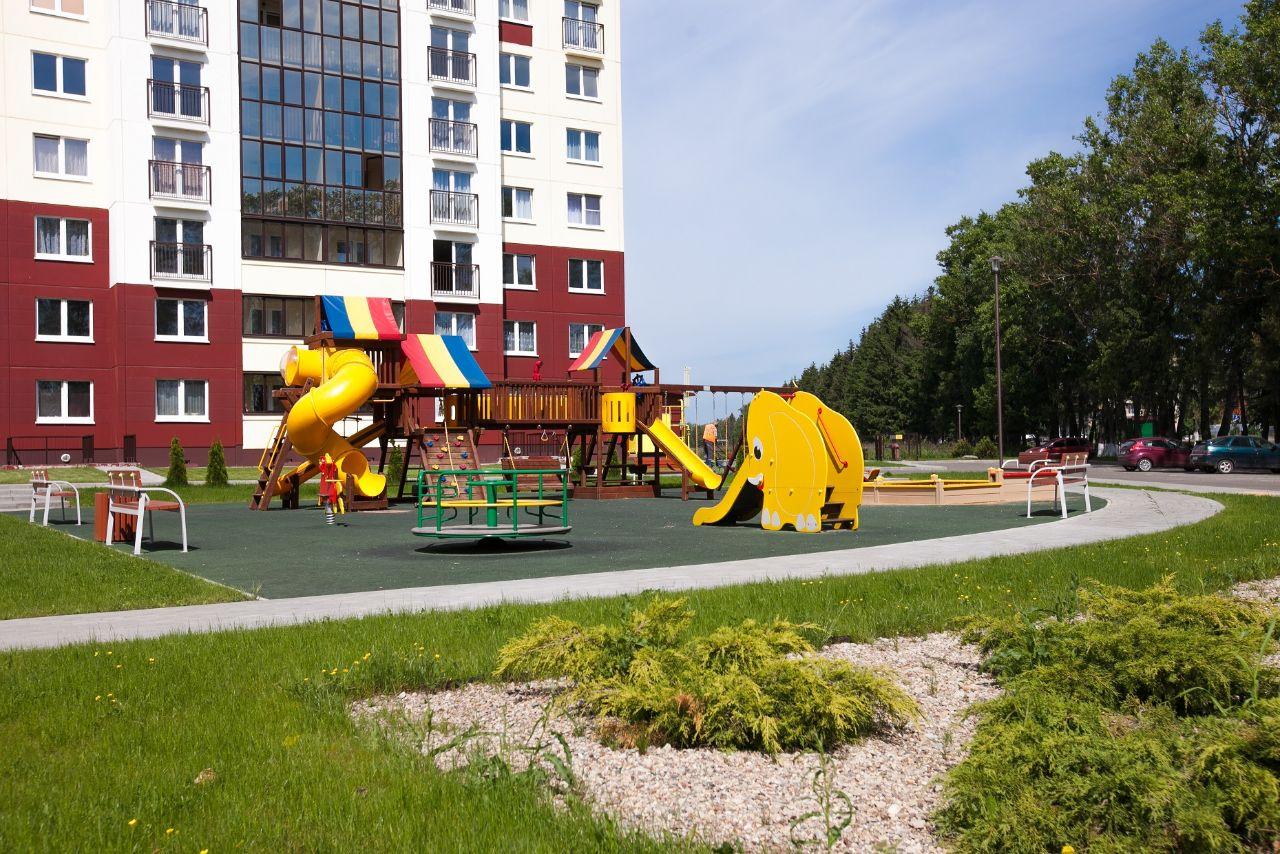 фото ЖК Белорусский квартал (Балабаново)