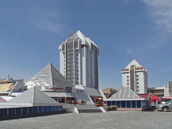 Торговый центр Сагаан Морин