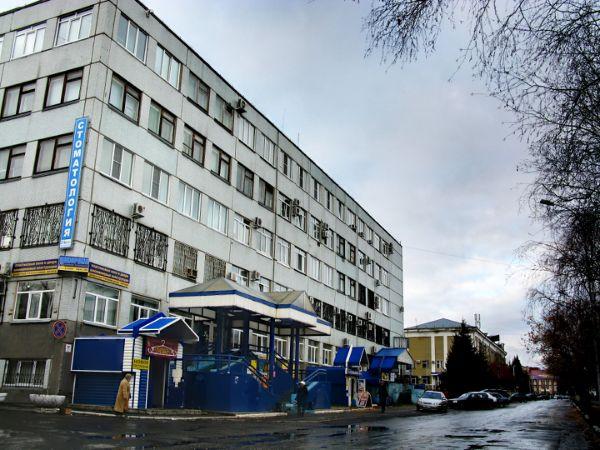 Офисное здание на ул. Володарского, 57
