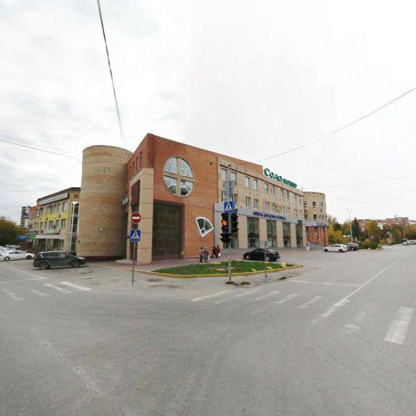 Бизнес-центр на ул. Свердлова, 5