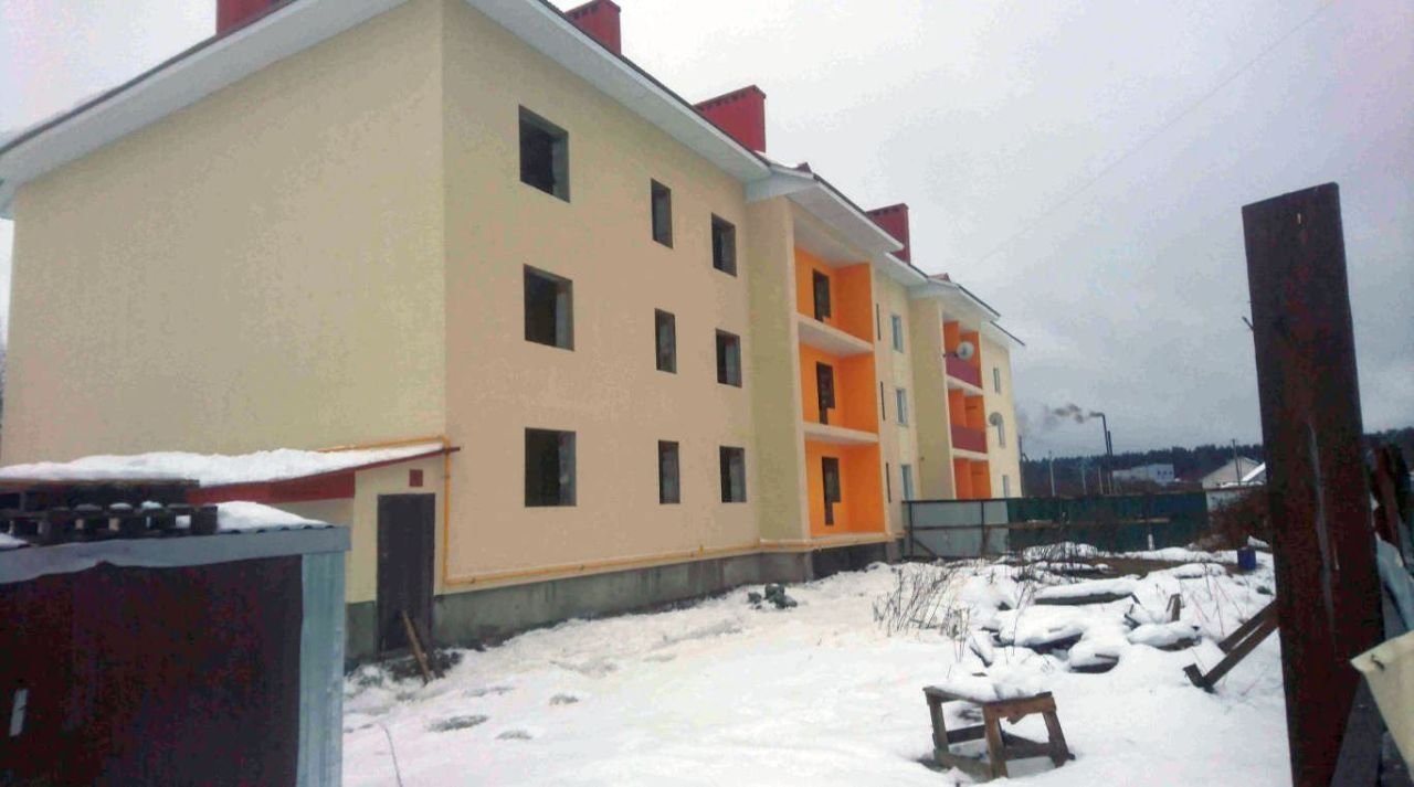 ЖК Починок, Леншоссе ул. 31 к.2